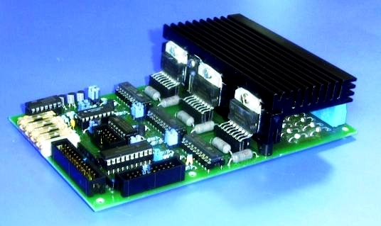 Контроллеры Шаговых двигателей